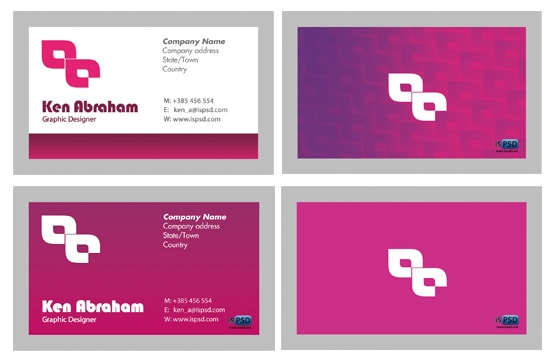 rose-business-cards