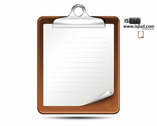 psd-clipboard-icon