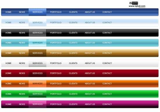 psd-navigation-menu