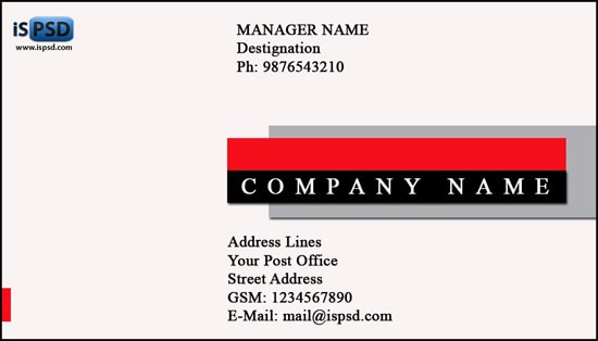 simple_red_stripe_card