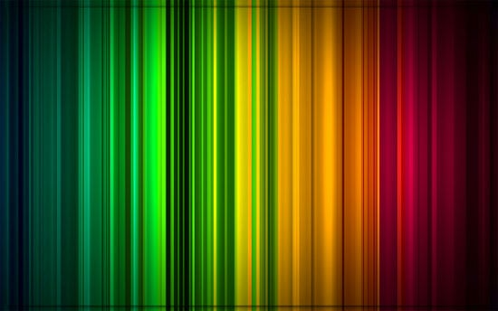 Color Stripes Wallpaper