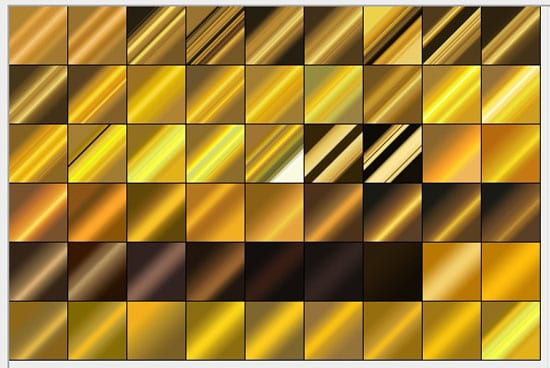 Goldmedal Gold Gradients GRD