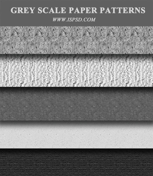 Grayscale_Paper_patterns