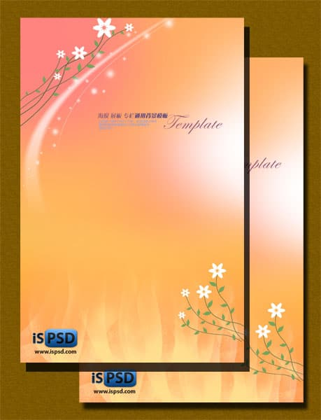 orange color flyers 30+ Free Collection Of Templates for Brochures