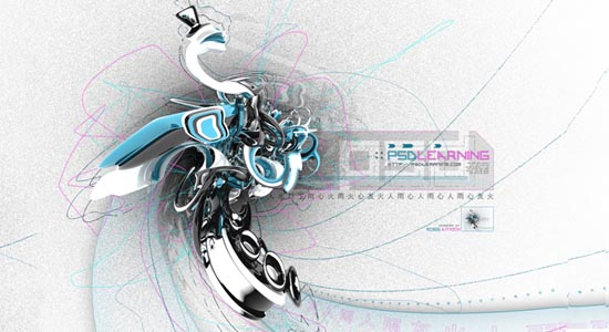 Abstract 3D Design 40+ Cool Texture Effects & Abstract Photoshop Tutorials