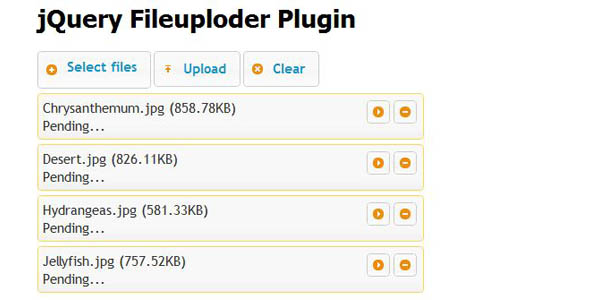 Ajax File Upload Script Using jQuery 20+ Jquery Ajax File Uploader Plugins for web developers