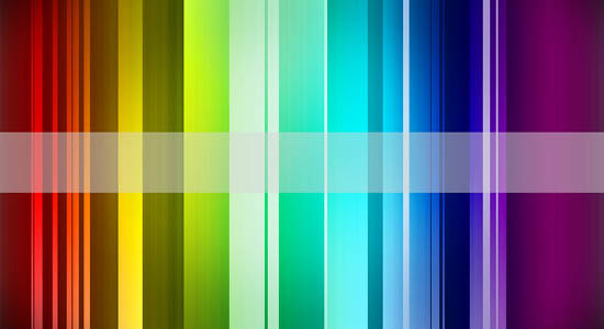 Colored Bars 40+ Cool Texture Effects & Abstract Photoshop Tutorials