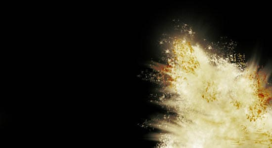 Explosion Abstract 40+ Cool Texture Effects & Abstract Photoshop Tutorials