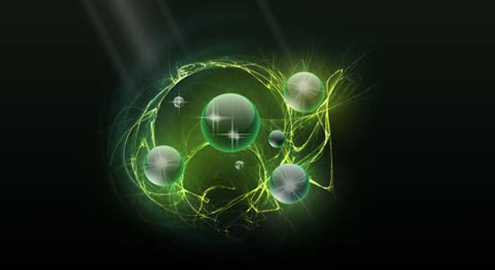 Magic and special light effects 40+ Cool Texture Effects & Abstract Photoshop Tutorials