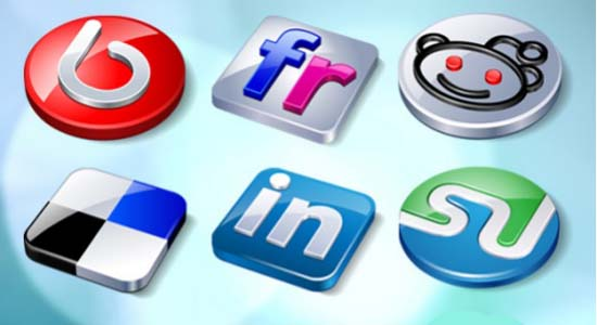 Social Buzz Icon PAck 100+ Cool Social Media & Web 2.0 Icons