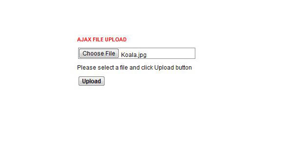 Untitled 1 20+ Jquery Ajax File Uploader Plugins for web developers