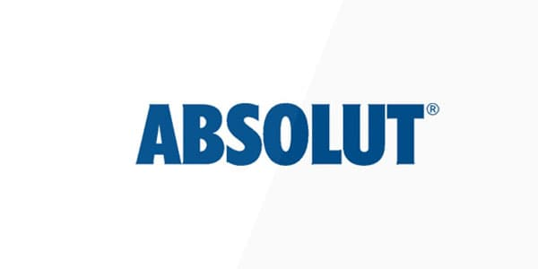 absolut  60+ Fonts used in Popular Website Logos