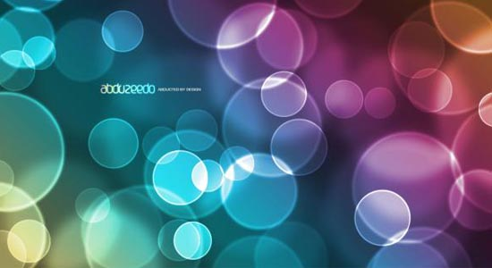 awesome digital bokeh effect photoshop 40+ Cool Texture Effects & Abstract Photoshop Tutorials