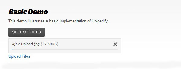 uploadify 20+ Jquery Ajax File Uploader Plugins for web developers
