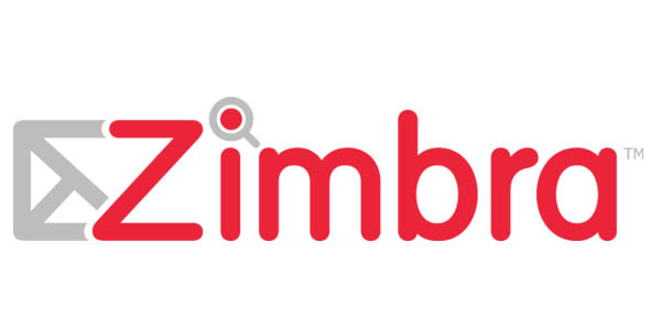 zimbra  60+ Fonts used in Popular Website Logos