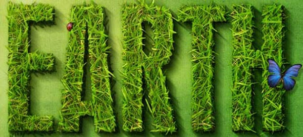 08 01 grass effect 50+ Creative Photoshop Text Effects Tutorials
