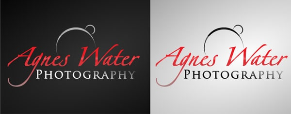 Agnes Water   Photography logo 80+ Cool Photography Logos