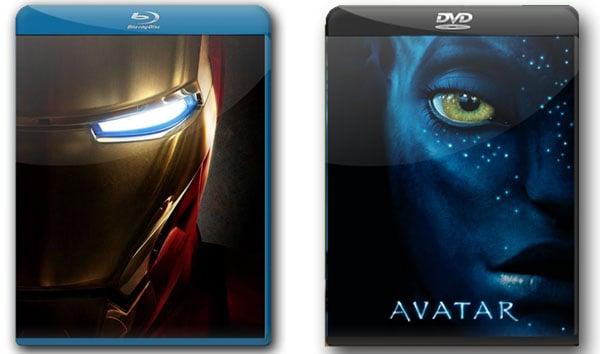 Blu Ray Template