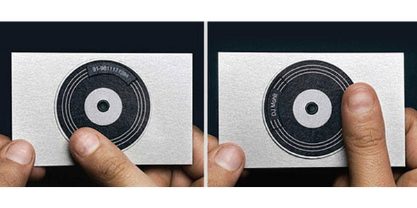 DJ Mohit Business Card 50+ Dj Music Business Cards & Designs