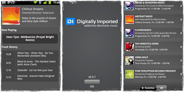 Digitally Imported Radio