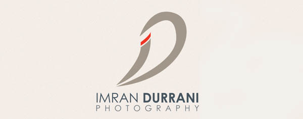 Imran Durrani Photography Logo 80+ Cool Photography Logos
