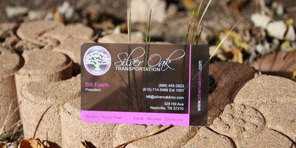 Tint Plastic Business Card 60+ Cool Transparent Business Card Designs