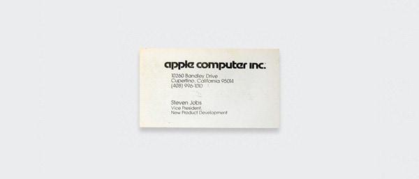 Chairman of apple
