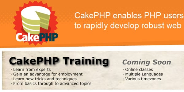 cakephp Popular PHP Frameworks For Easy Coding