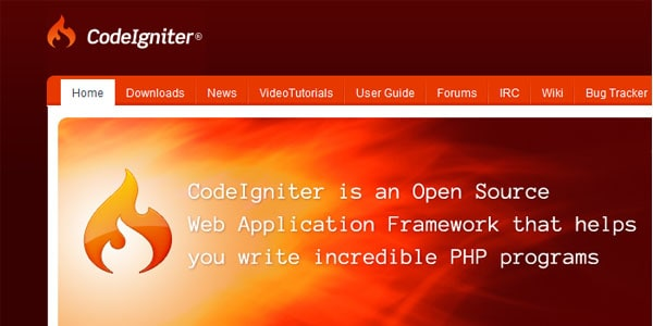 codeigniter Popular PHP Frameworks For Easy Coding