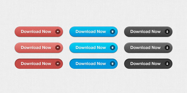 download now1 20+ Free PSD Upload Download buttons