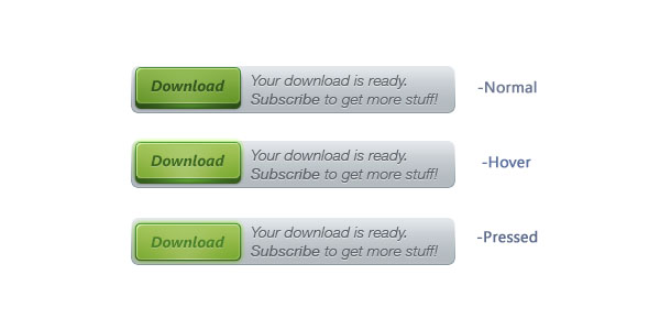 download subscribe button 20+ Free PSD Upload Download buttons