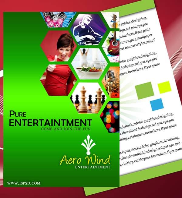 entertainment-flyers