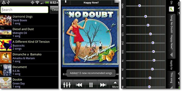 mixzing 20+ Best Android Music Player Apps