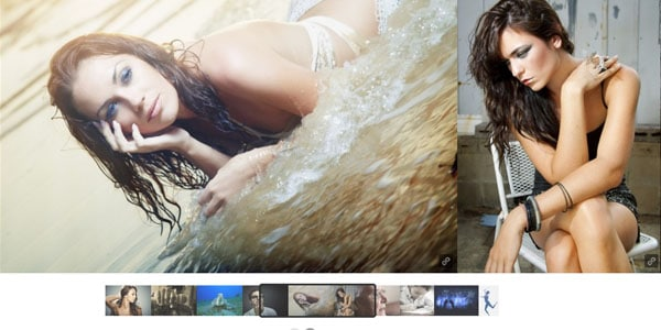 sidewinder 15+ Free Photography website templates