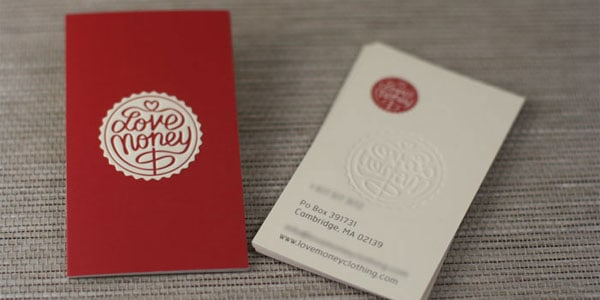 60 embossed business cards for inspiration silk reheart Gallery