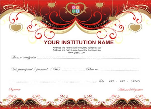 Certificates design fieldstation certificates design yadclub