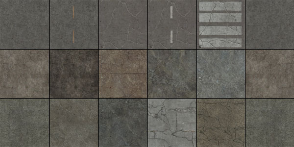 Akinuri 25 Free Asphalt Textures
