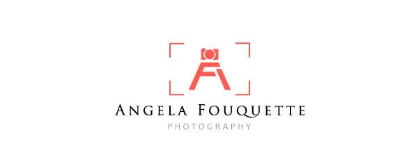 Angela Fouquette 80+ Cool Photography Logos