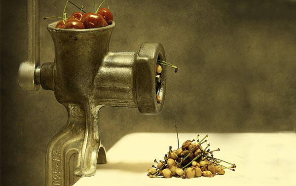 Bonegrinder 40 Cool Examples of Still Life Photography