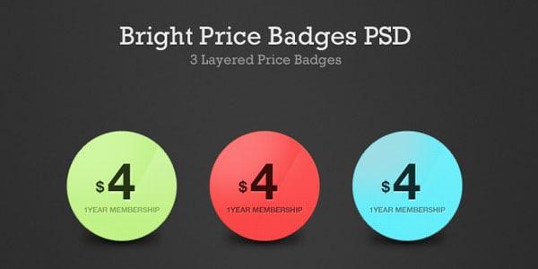 pricing templates