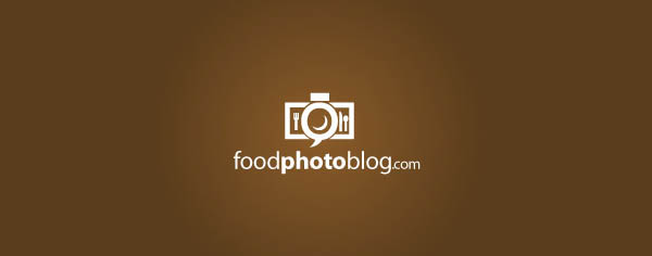 Food Photo Blog 80+ Cool Photography Logos