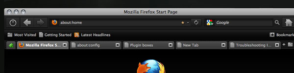NASA Night Launch 20 Best Firefox Skins To Customize Your Browser