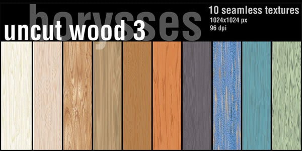 Painted wood by borysses 20+ Tileable Wood textures