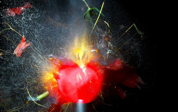 Pyrotomato 50 Cool Examples of High speed Photography