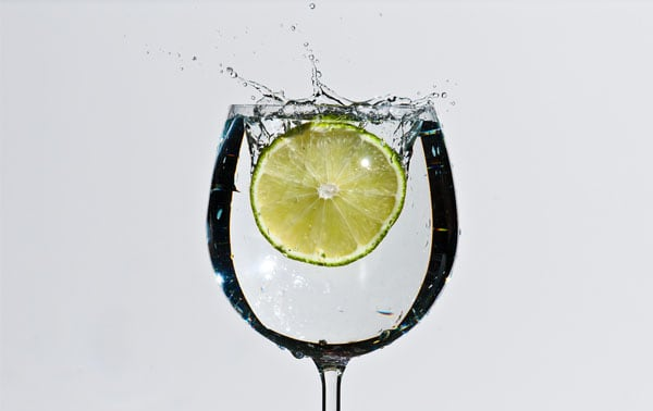 Splash of Lime 50 Cool Examples of High speed Photography