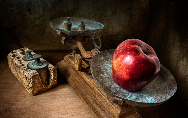 The weight of the sin 40 Cool Examples of Still Life Photography