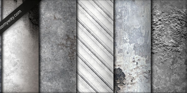 Whitewashed Awesome Grunge Background Textures and Grunge Textures