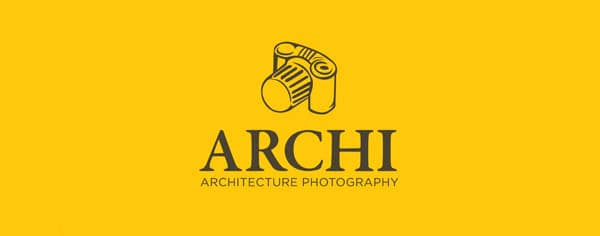 archi 80+ Cool Photography Logos