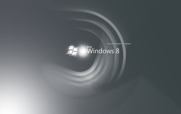 Beta Windows 8 wallpaper
