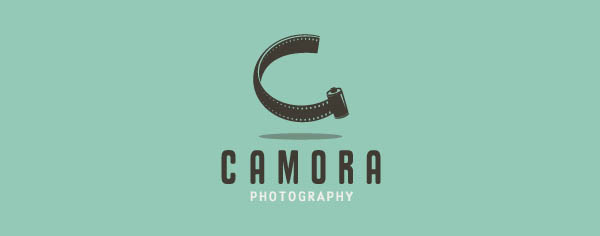 camora 80+ Cool Photography Logos